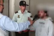 ببینید | دختر ربایی و زیر گرفتن مامور پلیس در مشهد