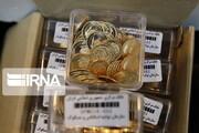 بازار طلای جهان نزولی است، در داخل شاهد افزایش ملایم بهای سکه هستیم