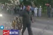 ببینید | پیوستن ارتش و پلیس به مردم در اعتراضات بلاروس