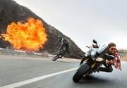 آتشسوزی پرخسارت در صحنه فیلمبرداری اکشن جدید تام کروز