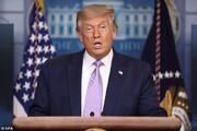 ترامپ برای ورود بایدن به کاخ سفید شرط گذاشت!