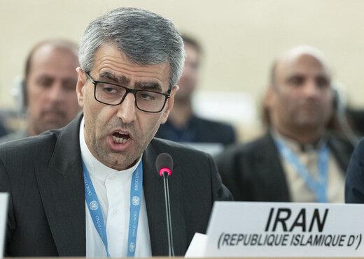 ایران به سکوت آژانس در قبال برنامه هستهای عربستان اعتراض کرد