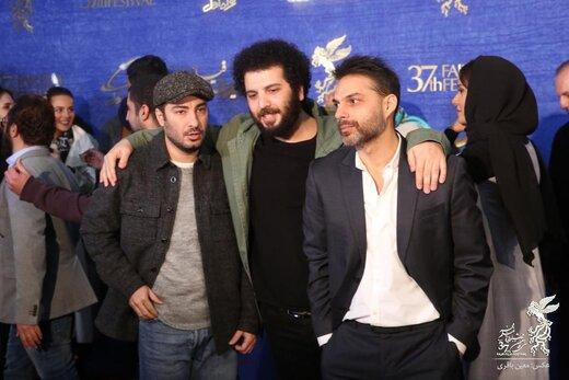 تبریک تولد نوید محمدزاده به کارگردان نابغه/ عکس
