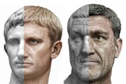 عکس | ترکیب هنر و فناوری مدرن / بازسازی چهره واقعی شخصیتهای باستانی