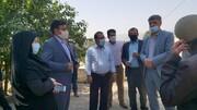 فرماندار دنا به همراه جمعی از مدیران دستگاههای خدمات رسان  از مرکز دهستان توت نده بازدید نمودند