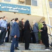بازدید معاون رییس جمهور از طرح های نوآورانه کردستان
