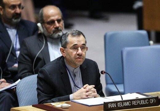 تخت روانچی: تجارت اسلحه ایران نیازی به موافقت شورای امنیت ندارد