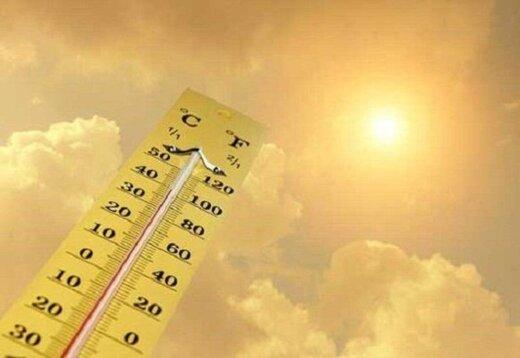 دمای هوای خوزستان در روز اول اردیبهشت: ۴۲ درجه!