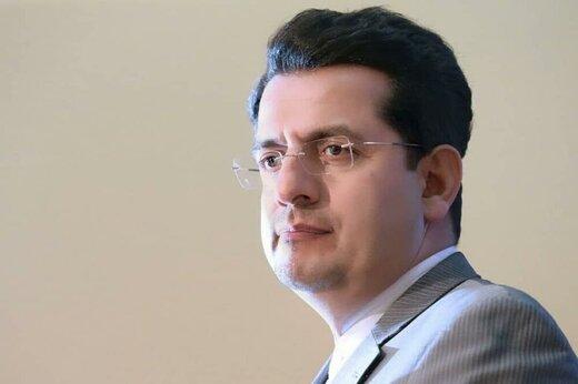 موسوی سفیر ایران در آذربایجان شد/عکس
