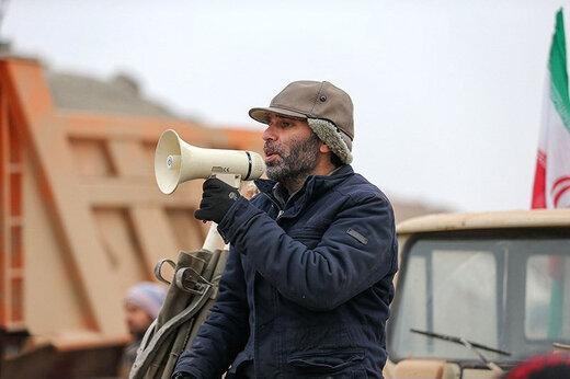 ببینید | فیلم دیدنی از بداههگویی بازیگر فیلم جدید مسعود دهنمکی