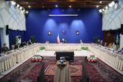 الرئيس روحاني: ترامب ارتكب أسوأ الاعمال الخبيثة والجرائم ضد الشعب الايراني