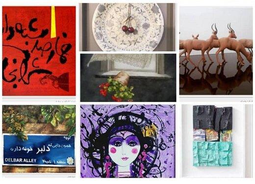 «صد اثر صد هنرمند» در آستانه ۱۰۰تایی شدن