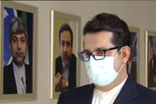 10th group of Iranian expatriates come back home from Azerbaijan amid COVID-19 pandemic