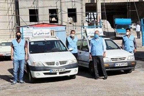 گشتهای ناجیان آب در قزوین راهاندازی شد
