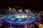 ببینید | آتشبازی افتتاحیه المپیک بدون برگزاری المپیک!
