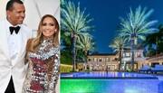 عکس | خانه لوکس و ۴۰ میلیون دلاری جنیفر لوپز