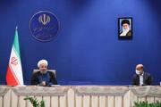 روحانی به رسانه ملی: واقعیت را درباره شرایط دولت به مردم بگویید
