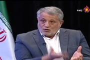 ببینید | پاسخ جنجالی محسن هاشمی به پرسش دلاوری در برنامه زنده