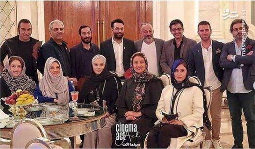 انتقاد از برگزاری جشن سینمایی حافظ، به دلیل عدم رعایت دستورالعملهای بهداشتی