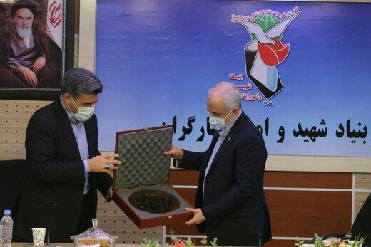 بانک صادرات ایران به شهدا و آزادگان خود میبالد