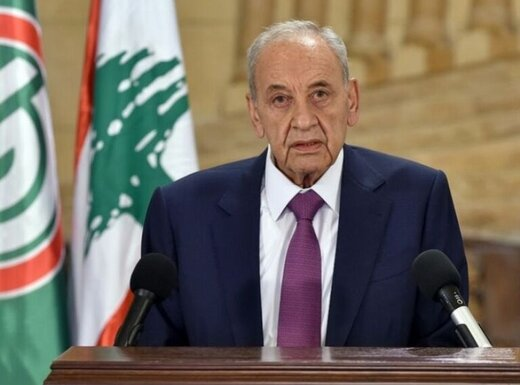 تنها راه نجات لبنان به روایت رئیس پارلمان این کشور