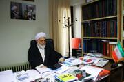 جامعه روحانیت از کاندیداتوری لاریجانی در ۱۴۰۰ حمایت می کند؟