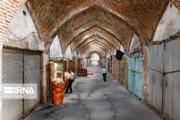 تصاویر   حال و هوای بازار تبریز در روزهای کرونایی