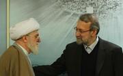 پیام تسلیت دکتر  علی لاریجانی در پی درگذشت آیت الله تسخیری