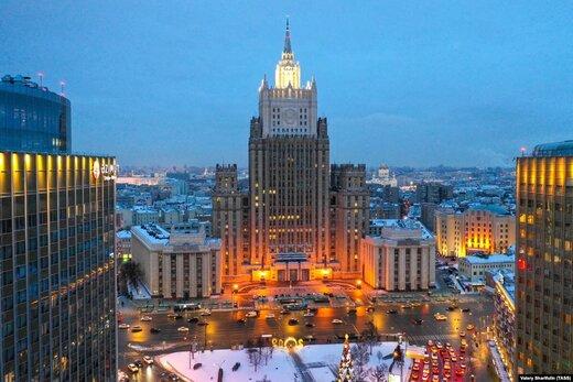 روسیه کاردار هلند را احضار کرد
