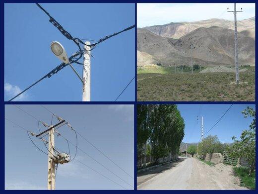 بهره برداری از هفت پروژه برق رسانی در مهدیشهر به مناسبت هفته دولت