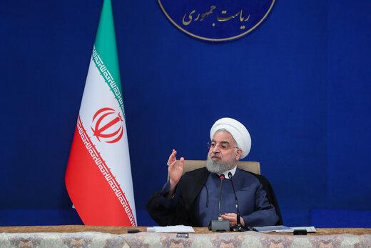 ببینید | تشکر روحانی از ۱۱ کشوری که به آمریکا در شورای امنیت رای ندادند