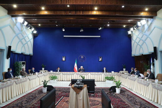 جلسه تبیین دستاوردهای دولت با هدف جهش تولید