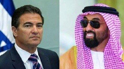 رئیس موساد با مشاور امنیت ملی امارات دیدار کرد
