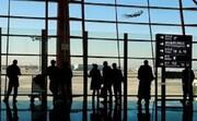 نظارت بر رعایت ضوابط بهداشتی در فرودگاه بین المللی کیش