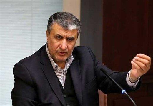 سفر وزیر راه و شهرسازی به آذربایجانغربی