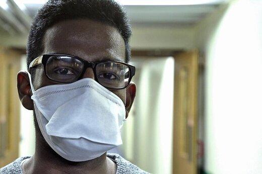 این ماسک باکتریها و ویروسها را از بین میبرد