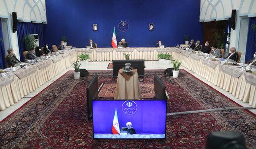 روحانی: آمریکا از برجام خارج شده، دیگر چه استفاده ای از مکانیسم ماشه؟