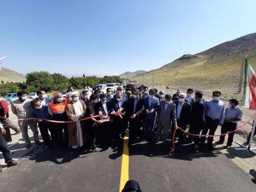 ۱۴۰ کیلومتر طرح ملی ابرار در آذربایجانغربی افتتاح شد