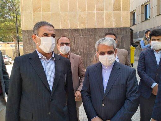 افتتاح کلینیک تخصصی شهید مفتح یاسوج با حضور معاونین وزیر بهداشت و درمان