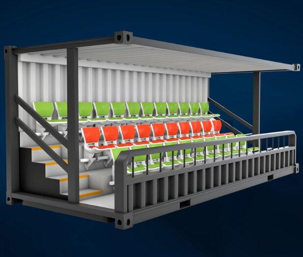 طراحی و ساخت انواع کانتینر مطابق با نیاز و سلیقه مشتری در مجموعه کانتین سیتی