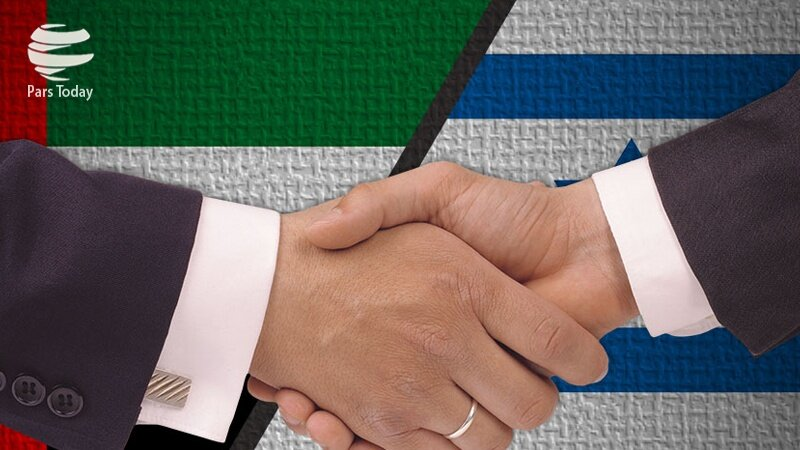 امارات و اسراییل