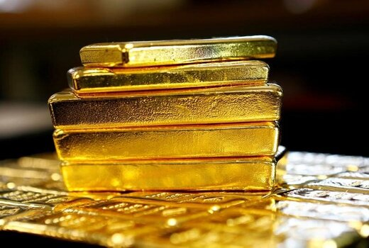 افزایش طلا برای جبران ریزش قیمت سنگین