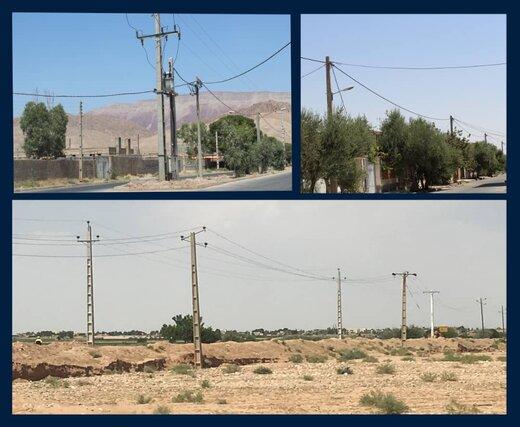 از شش پروژه عمرانی برق رسانی در شهرستان آرادان بهره برداری می شود