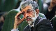 ببینید | روایت حداد عادل از روزی که احمدینژاد برای رفتن به مجلس ناز کرد!