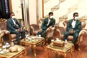 ببینید | بازگشت صیادان بلوچ به ایران پس از پنج سال اسارت به دست دزدان دریایی سومالی