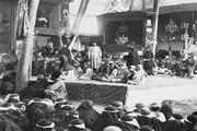 ببینید | قدیمی ترین صدای ضبط شده از نوحه خوانی و تصاویر مراسم عزاداری در زمان قاجار