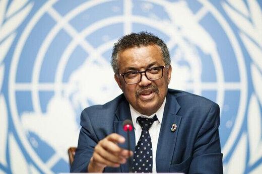 رئیس سازمان بهداشت جهانی هم قرنطینه شد