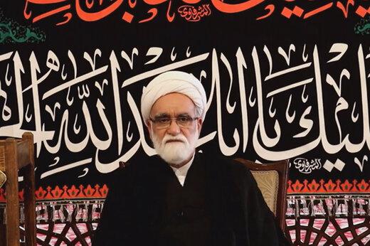 ببینید | اهمیت ماه محرم از زبان استاد حاج شیخ عبدالحسین معزی