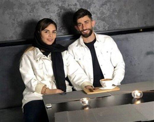 اتفاق ویژه؛ اولین زن و شوهر ایرانی در فوتبال اروپا