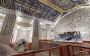 شما هم می توانید از این معبد عجیب فراعنه بازدید کنید! +تصاویر